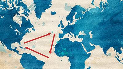 Världshandeln